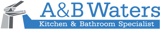 A & B Waters Logo